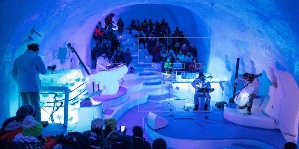 - ICE MUSIC concerti in Paradiso