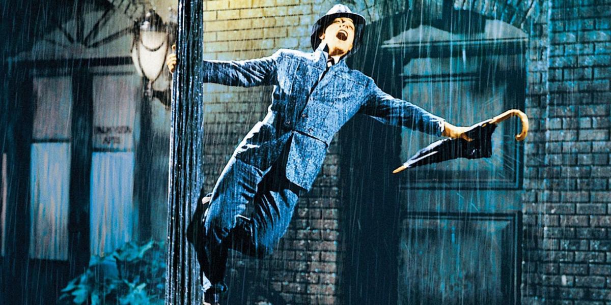 - SINGIN IN THE RAIN
