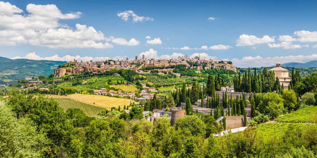 - La TUSCIA: tra Lazio e Toscana